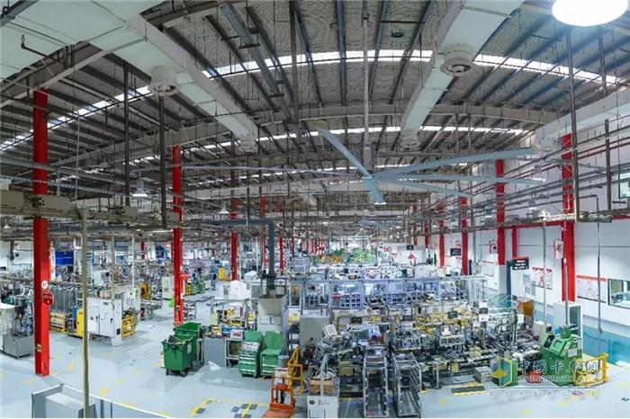 无锡康明斯涡轮增压技术工厂