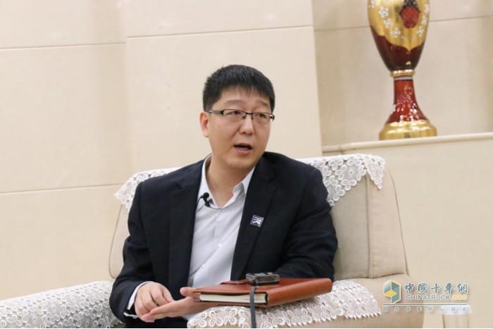 天津港股份有限公司科工部副总经理杨荣