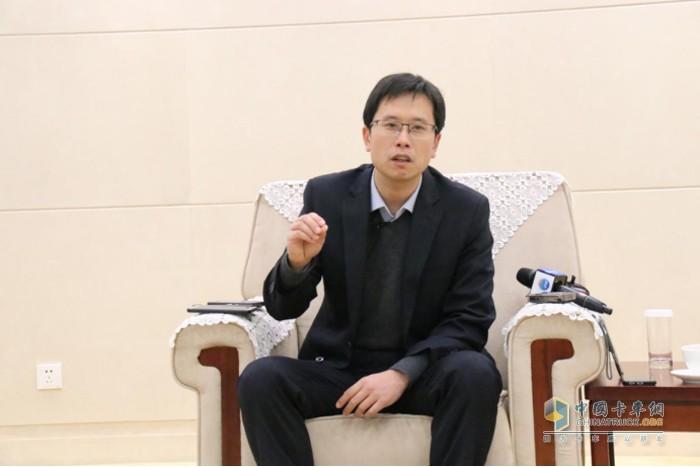 中国重汽集团汽车研究总院智能驾驶研究部田磊部长
