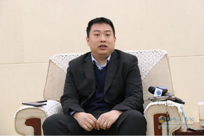 主线科技CEO张天雷