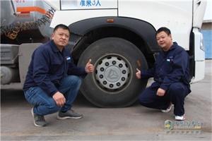 发现信赖--正新轮胎崔恒
