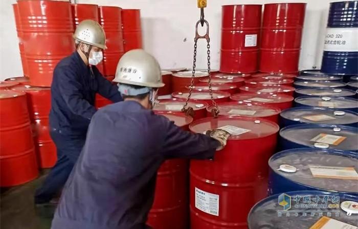 钢厂备用润滑油告急,美孚即刻支援
