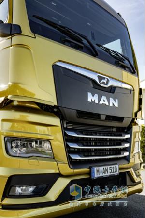 曼恩全新一代TGX卡车