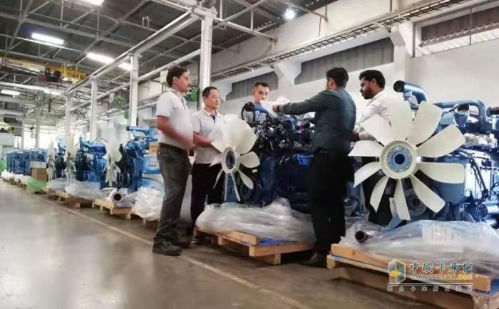 印度浦那潍柴印度公司