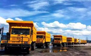 助力当地矿业复工复产 1000辆搭载潍柴动力矿车完成交付