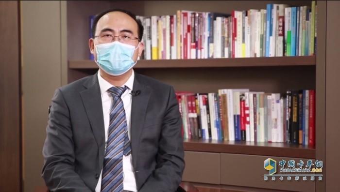 福田汽车常务副总经理常瑞