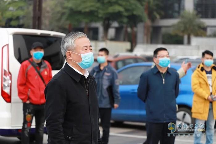 柳州市委常委、常务副市长刘可