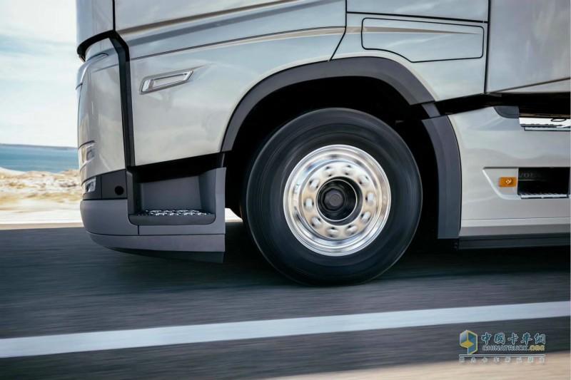 沃尔沃卡车全新系列重卡