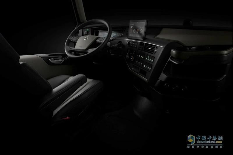 沃尔沃卡车全新一代产品驾驶室