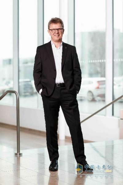 沃尔沃卡车总裁Roger Alm:全新沃尔沃FM系列帮助客户吸引和留住优秀驾驶员,从而保障他们的业务获得持续成功