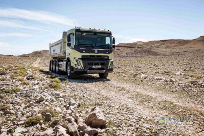 全新FMX系列建筑用卡车将进一步助力建筑业客户提高生产力和盈利能力