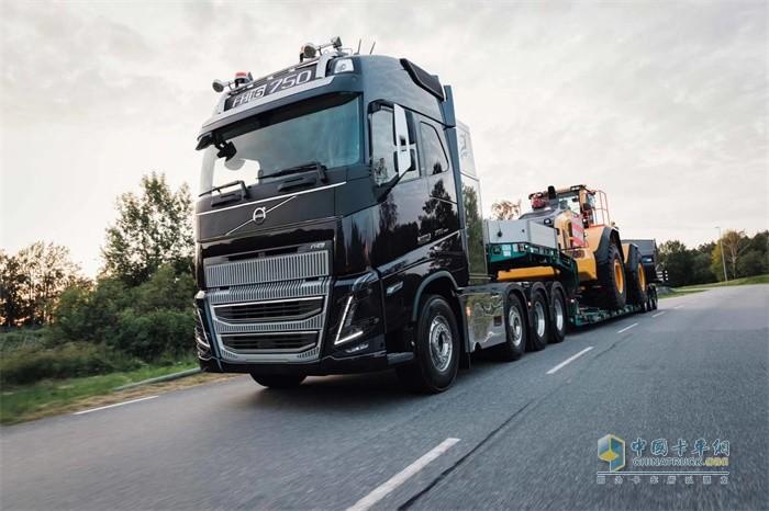 沃尔沃FH16系列重型卡车