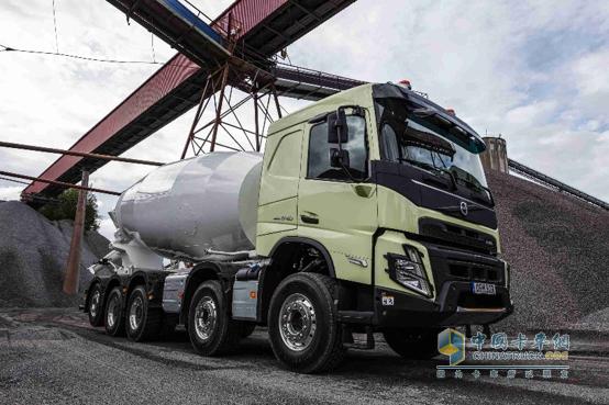 沃尔沃FMX系列重型卡车