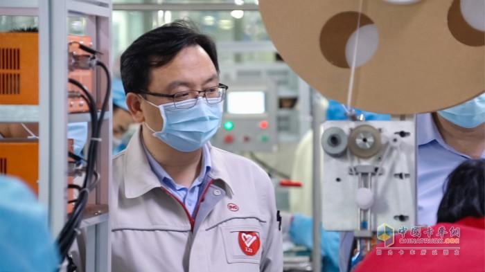 王传福亲自盯口罩产线,这样的事情他只在20多年前公司刚成立时做过