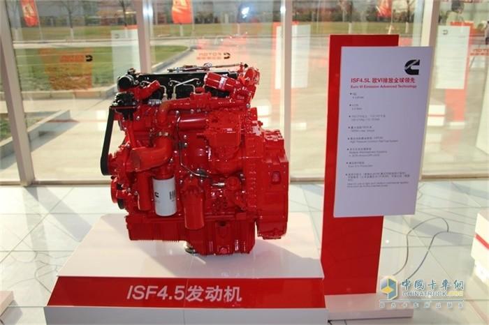 福田康明斯F4.5发动机