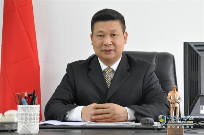 广州市鸿鹏石油运输有限公司总经理范宪武