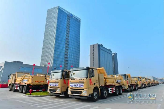 突破传统 引领创新 开沃Z31纯电动自卸车获零排放运输车型奖项