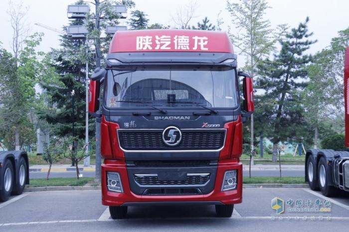 陕汽德龙X5000牵引车