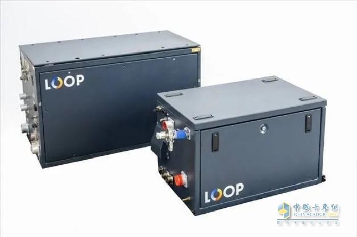 Loop 30kW及50kW增程器