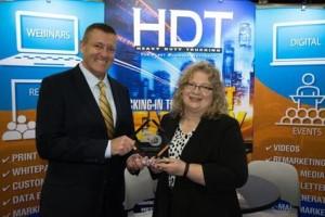 艾里逊3414区域运输系列全自动变速箱荣获重卡关键行业奖项