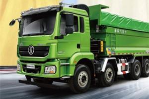 运输新标杆  德龙新M3000 8×4城建标准版自卸车大显神通