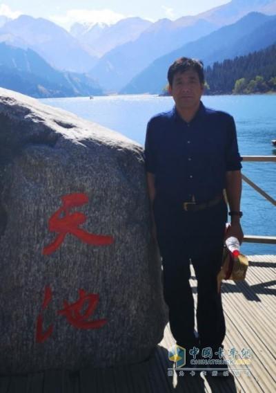 河南石化运输有限公司西北区域的负责人吴总