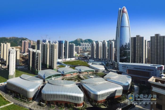 中国重汽集团总部