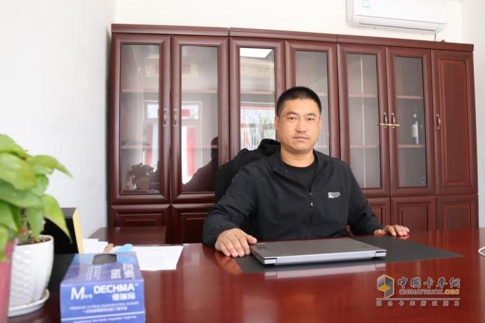 北京北都恒远汽车修理有限公司总经理刘利