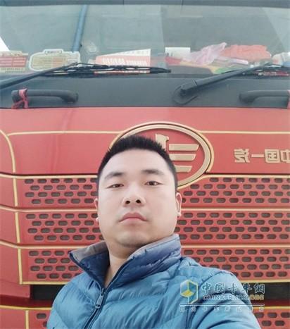 解放青汽JH6载货定义车组冠军陈海印
