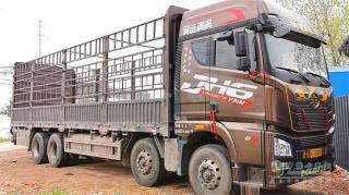 """王亚男:""""解放JH6定义车就是我梦想中的卡车"""""""