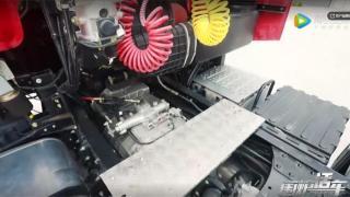 大马力、轻量化  沪尊S200超强引擎动力十足