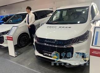 纯电动MPV车型EG50
