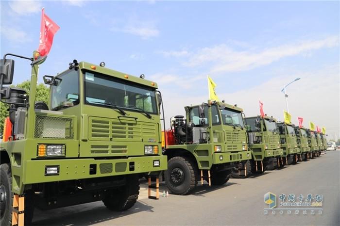 潍柴特车将打造全系列矿卡产品