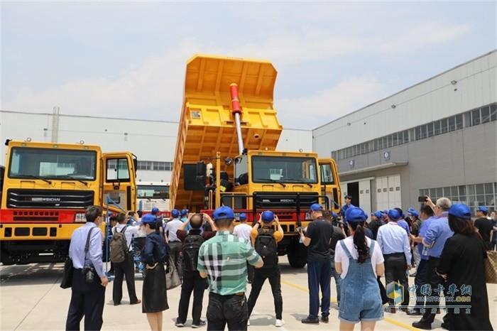 潍柴特车2020新款产品试乘试驾体验