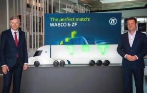 采埃孚收购威伯科完成 强强联合共推商用车技术的发展