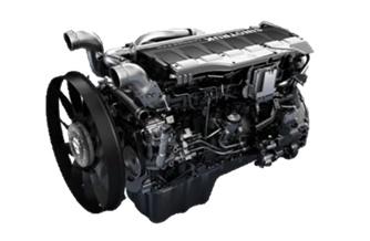 中国重汽T7480马力AMT载货车搭载最强劲MC13发动机