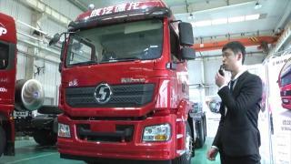 德龙新M3000牵引车煤炭运输好选择