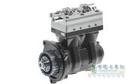 威伯科与采埃孚共同研发的离合器空气压缩机