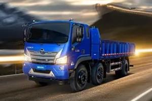 卡车人的幸福是什么?瑞沃ES3三轴工程车给你答案