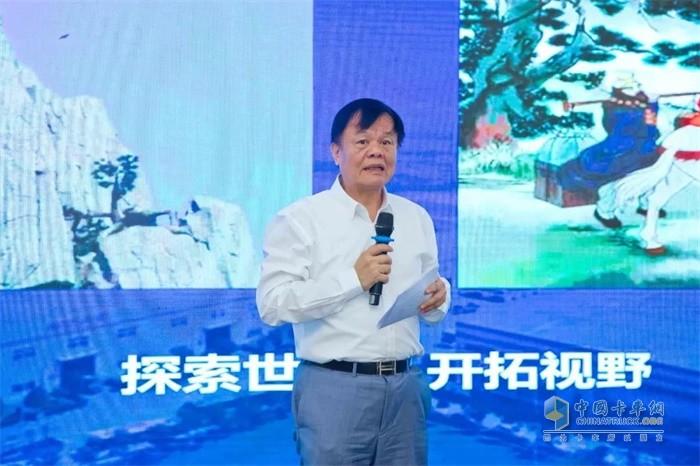 开沃汽车集团董事长黄宏生