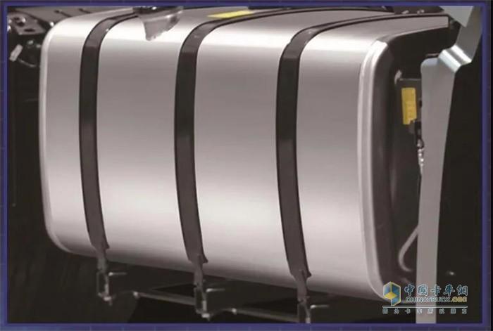 双油箱总容量1000L