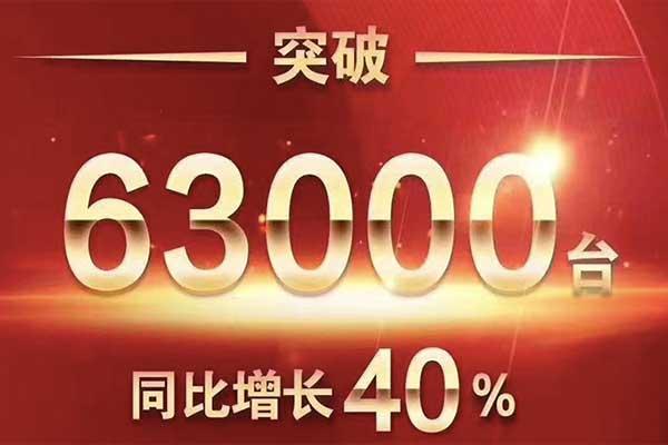 63000台,同比增长40%!2020年上半年必须点赞欧曼这三点