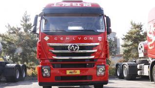 同样是燃气车,红岩杰狮C6燃气车气耗低,每百公里省3-4kg燃气!