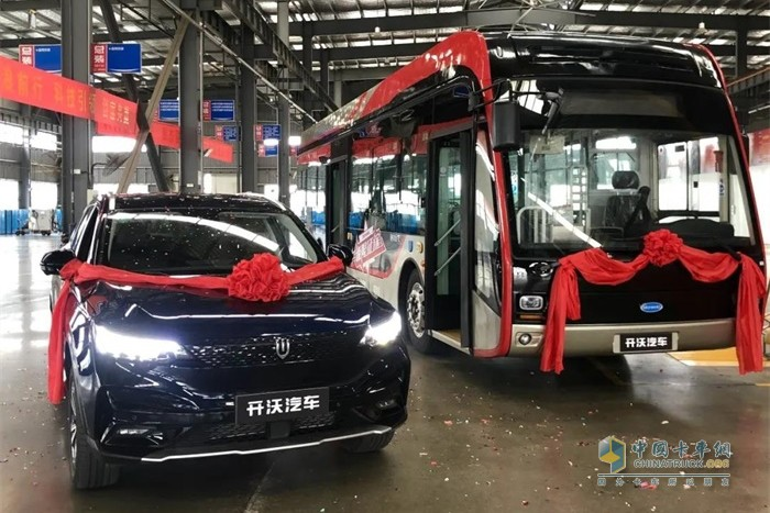 开沃新能源汽车