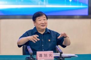 激发创新梦想和活力 谭旭光召开中国重汽集团科技创新生态建设座谈会