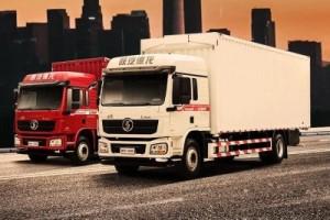 """""""顶""""力相助  陕汽德龙L3000高顶双卧载货车营造无限的舒适体验"""