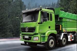 劳动楷模  德龙新M3000标准版自卸车为城市崛起不遗余力