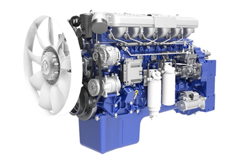 潍柴牵引车动力WP12发动机
