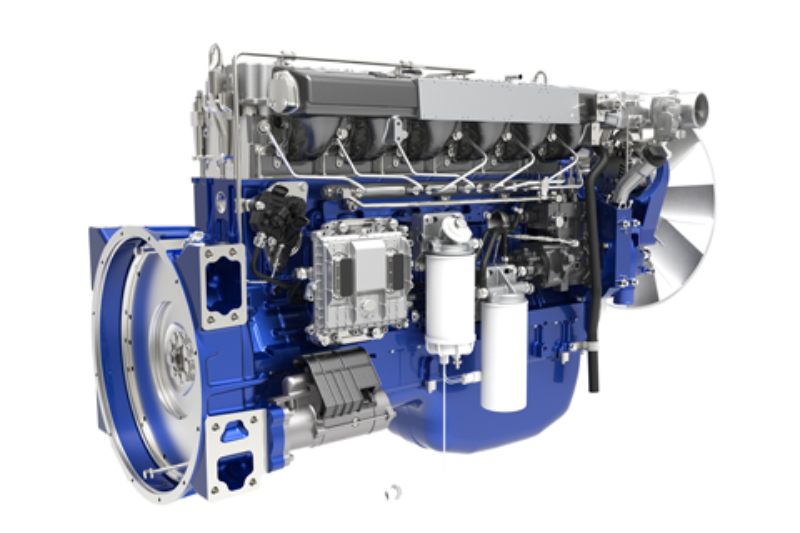 潍柴中重型载货车动力WP10发动机
