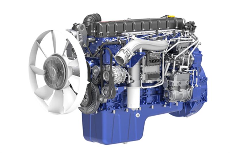 潍柴中重型载货车动力WP9H发动机